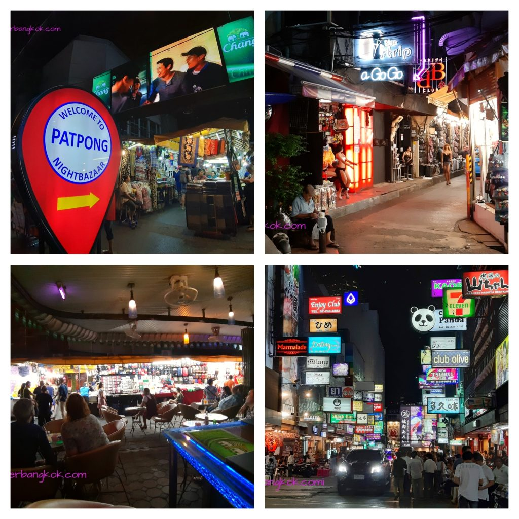 Center Bangkok · Red Light Districts Bangkok